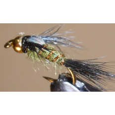A.P. Olive Nymph - Bead Head
