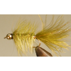 Bead Head Bugger - Olive