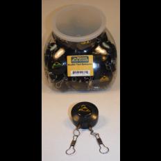 Bulk - Stone Creek Double Tool Retractor / Zinger