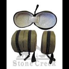 Stone Creek Corduara Reel Pouches