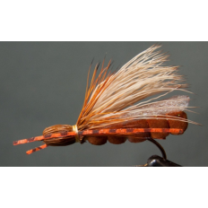 Foam Body Golden Stone Fly