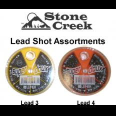 Stone Creek Lead Shot Assortments 3 & 4