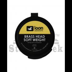 Loon Brass Head
