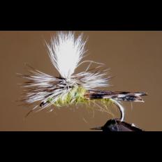 Parachute Caddis - Olive