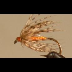 Partridge & Orange Soft Hackle