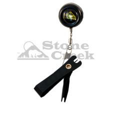 small Clip-On Retractor - Black Combo Tool