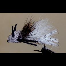 Tarantula - Grey / Hair's Ear